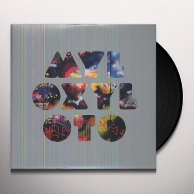 Coldplay MYLO XYLOTO Vinyl Record