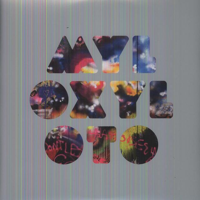 Coldplay MYLO XYLOTO Vinyl Record