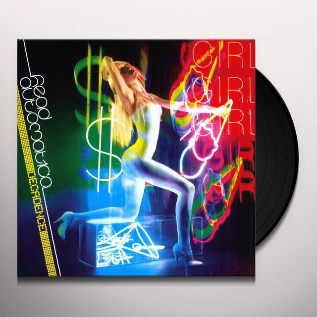 Head Automatica DECADENCE Vinyl Record