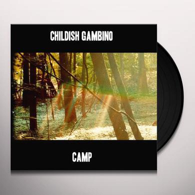 Childish Gambino CAMP Vinyl Record