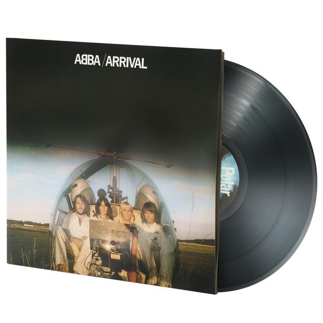 Abba ARRIVAL Vinyl Record