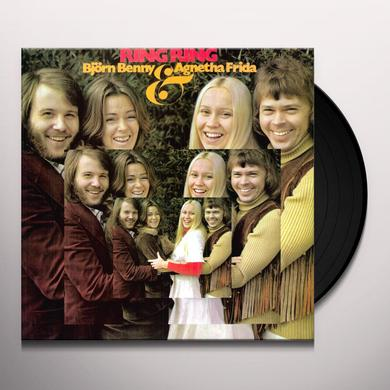 Abba RING RING Vinyl Record