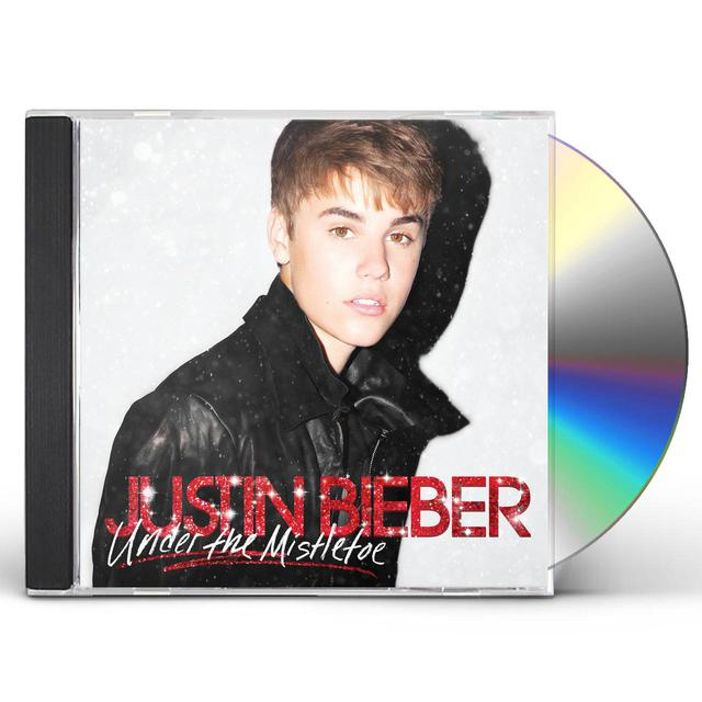 Justin Bieber UNDER THE MISTLETOE CD