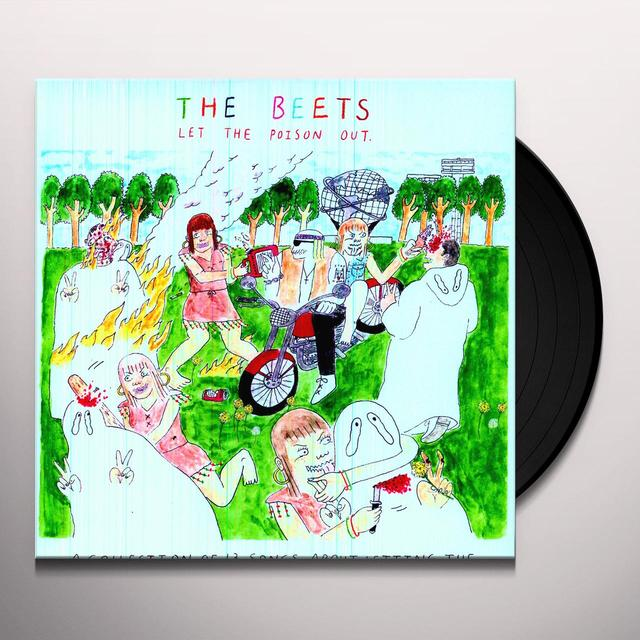 Beets LET THE POISON OUT Vinyl Record