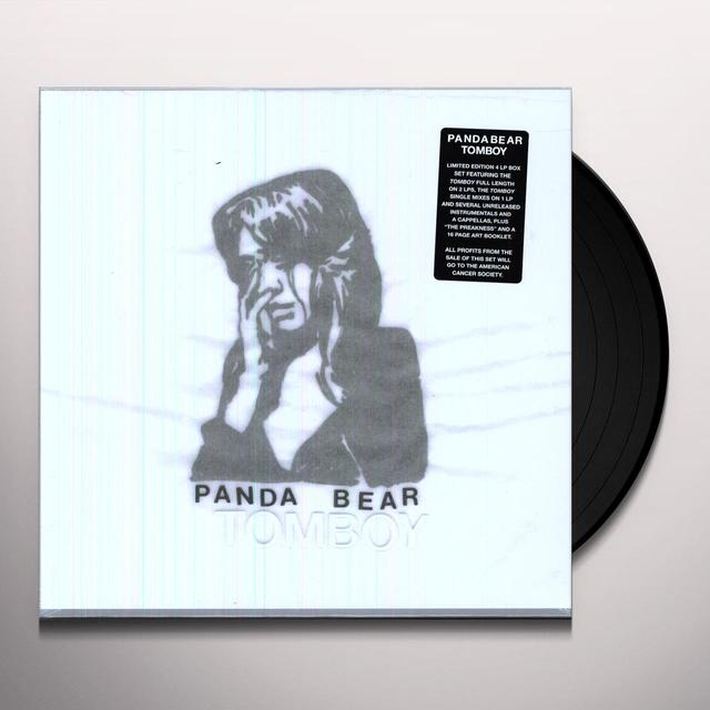 Panda Bear TOMBOY   (BOX) Vinyl Record - Limited Edition, 180 Gram Pressing
