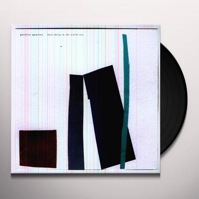 Portico Quartet KNEE-DEEP IN THE NORTH SEA Vinyl Record