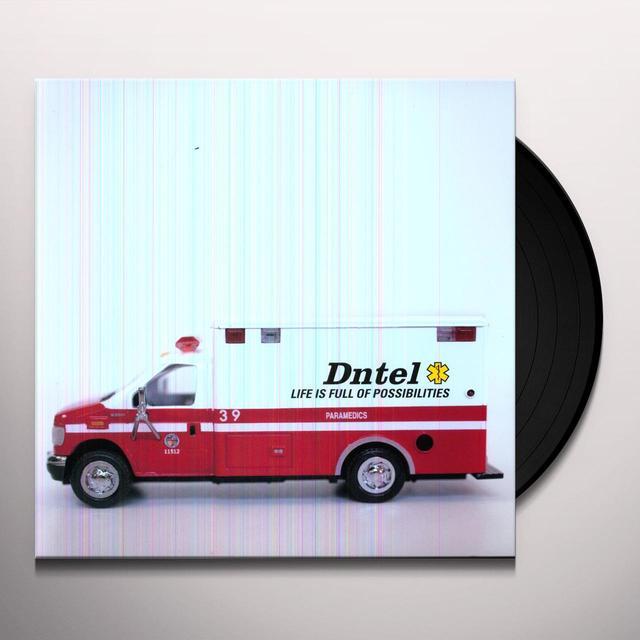 Dntel LIFE IS FULL OF POSSIBILITIES Vinyl Record