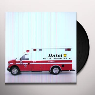 Dntel LIFE IS FULL OF POSSIBILITIES Vinyl Record