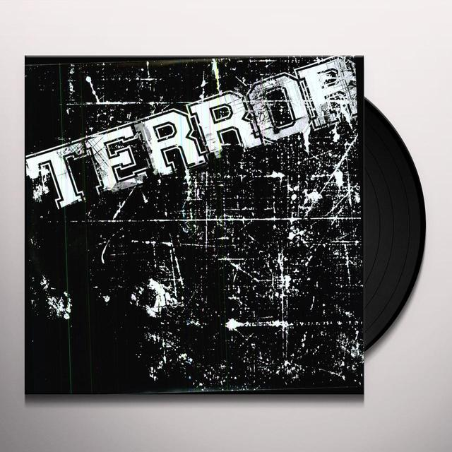 Terror LOWEST OF THE LOW Vinyl Record