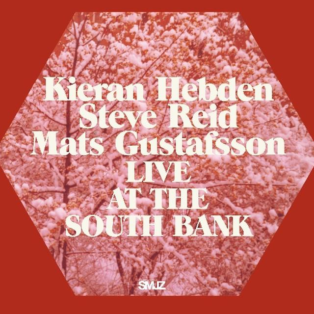 Keiran Hebden / Steve Reid / Mats Gustafsson LIVE AT THE SOUTH BANK Vinyl Record