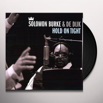 Solomon Burke HOLD ON TIGHT Vinyl Record