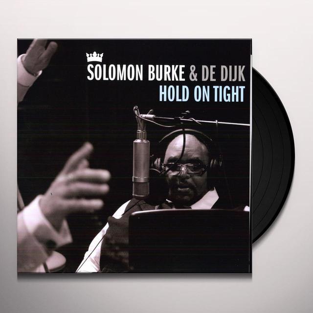 Solomon Burke HOLD ON TIGHT (OGV) (Vinyl)