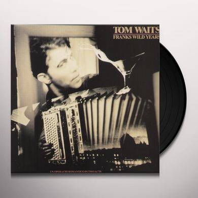 Tom Waits FRANKS WILD YEARS Vinyl Record - 180 Gram Pressing