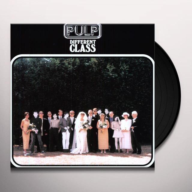 Pulp DIFFERENT CLASS Vinyl Record - 180 Gram Pressing