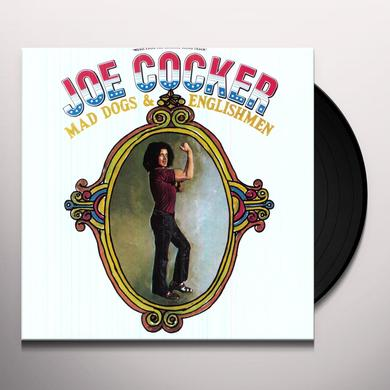Joe Cocker MAD DOGS & ENGLISHMEN Vinyl Record