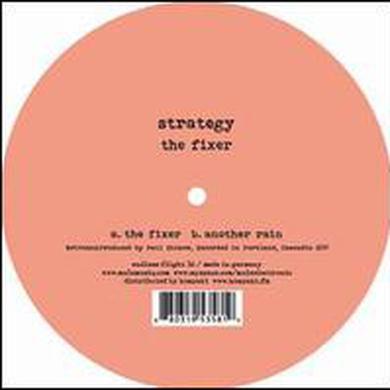 Strategy FIXER Vinyl Record