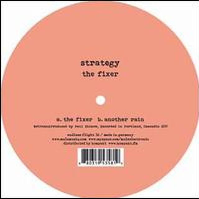 Strategy FIXER (EP) Vinyl Record