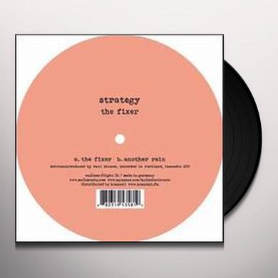 Strategy FIXER (EP) Vinyl Record
