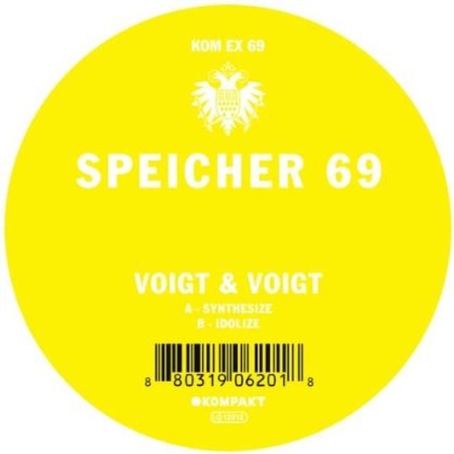 Voigt & Voigt SPEICHER 69 Vinyl Record