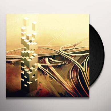 Teeth Of The Sea YOUR MERCURY Vinyl Record