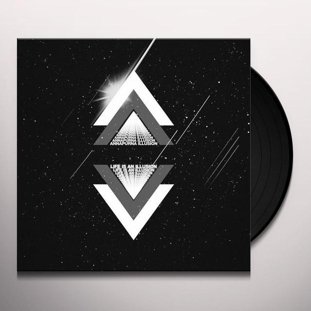 Annapurna Illusion LIFE IS AN ILLUSION Vinyl Record