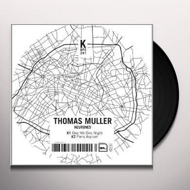 Thomas Muller NEURONES (EP) Vinyl Record