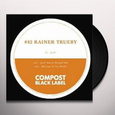 Rainer Trueby COMPOST BLACK LABEL 82 Vinyl Record