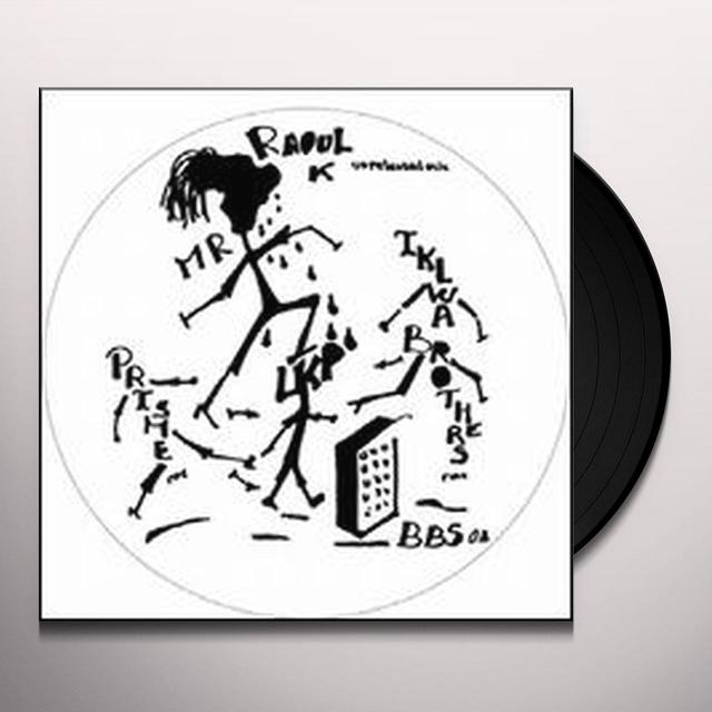 Mr Raoul K KARANTKATRIEME PEUL REMIXES (EP) Vinyl Record