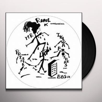 Mr Raoul K KARANTKATRIEME PEUL REMIXES (EP) Vinyl Record
