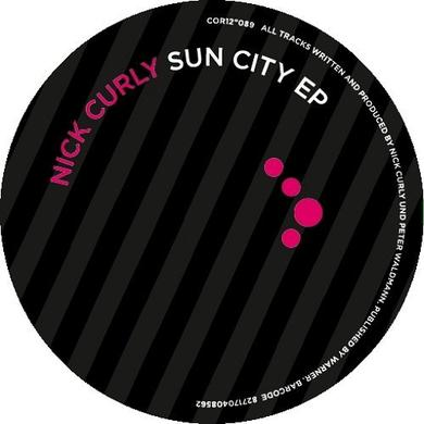 Nick Curly SUN CITY Vinyl Record