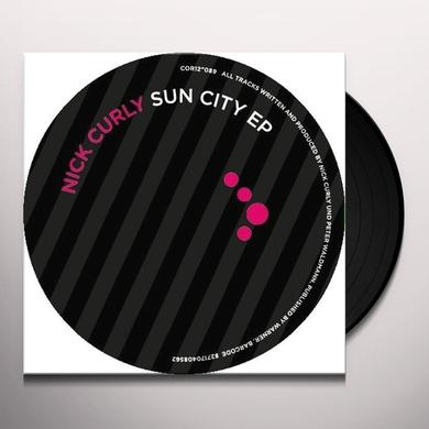 Nick Curly SUN CITY (EP) Vinyl Record
