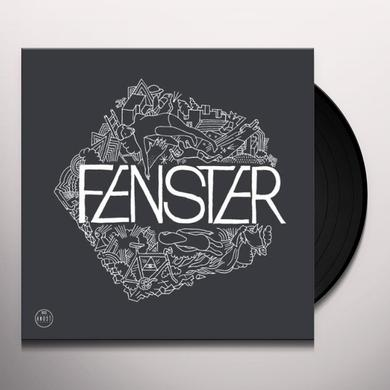 Fenster OH CANYON / WHITE TO RED Vinyl Record