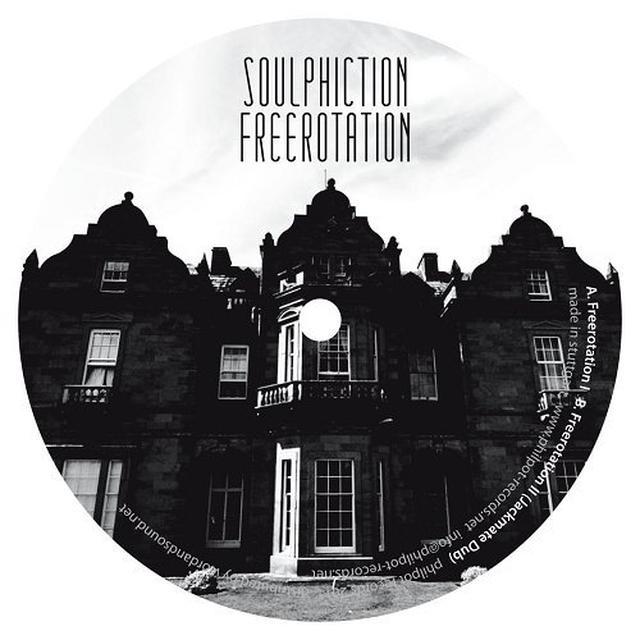 Soulphiction FREEROTATION Vinyl Record