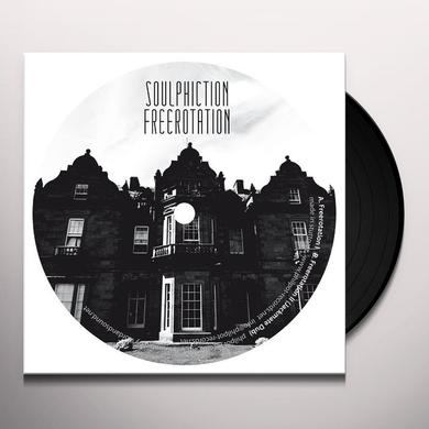 Soulphiction FREEROTATION (EP) Vinyl Record