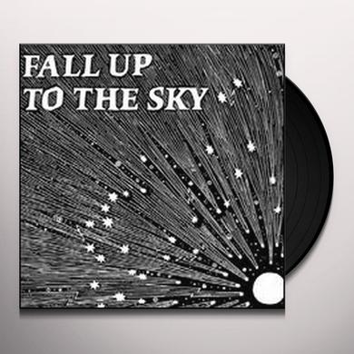 No Regular Play FALL UP TO THE SKY Vinyl Record