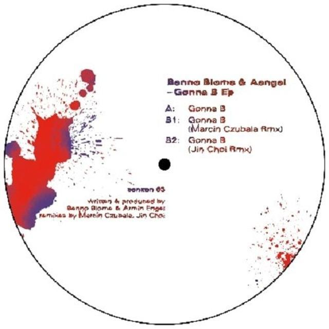 Benno / Aengel Blome GONNA B Vinyl Record