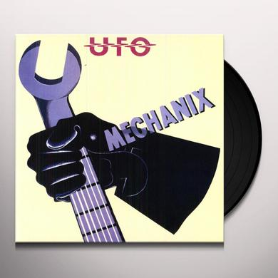 Ufo MECHANIX Vinyl Record
