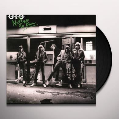 Ufo NO PLACE TO RUN Vinyl Record