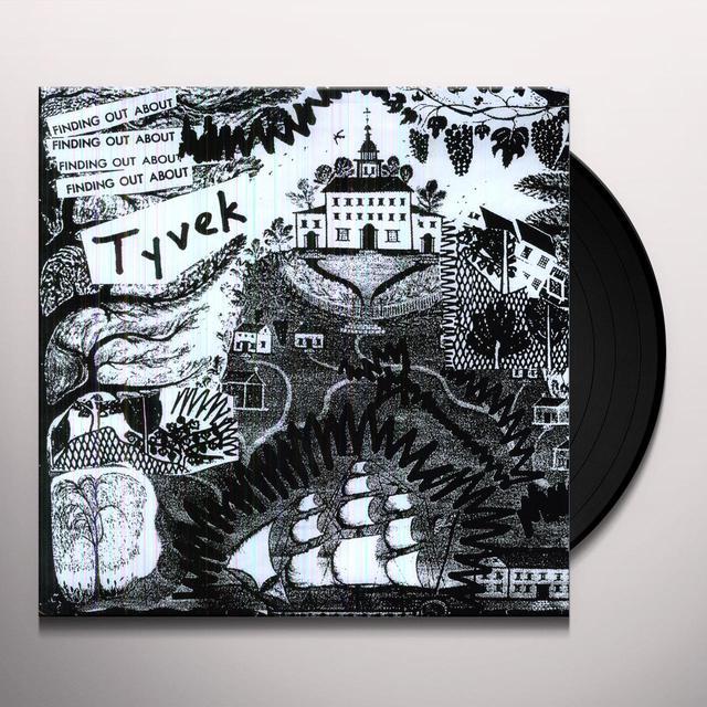 Tyvek FAST METABOLISM Vinyl Record