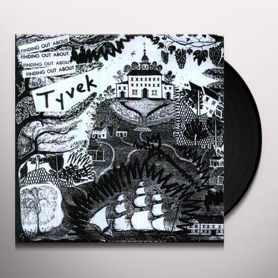 Tyvek FAST METABOLISM Vinyl Record - Limited Edition