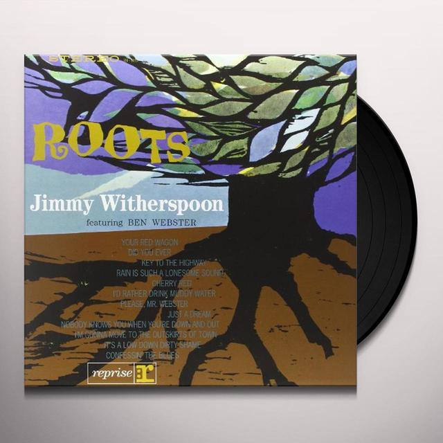 Jimmy Witherspoon ROOTS Vinyl Record