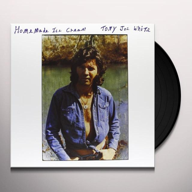 Tony Joe White HOMEMADE ICE CREAM Vinyl Record
