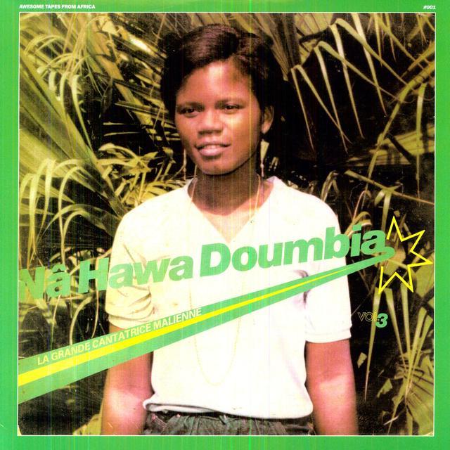 Nahawa Doumbia GRANDE CANTATRICE MALIENNE 3 Vinyl Record
