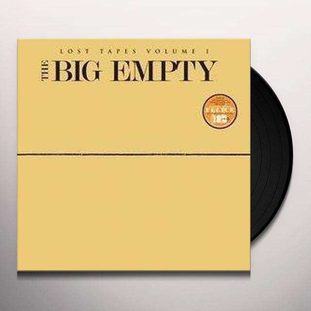 Simone Felice & Ian BIG EMPTY: LOST TAPES I & II Vinyl Record - 180 Gram Pressing