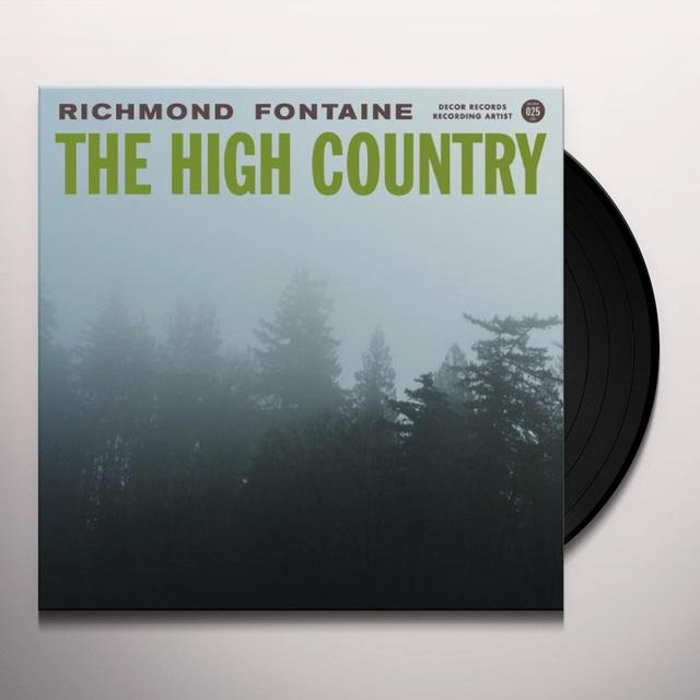 Richmond Fontaine HIGH COUNTRY Vinyl Record - 180 Gram Pressing