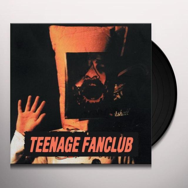 Teenage Fanclub DEEP FRIED FANCLUB Vinyl Record - MP3 Download Included