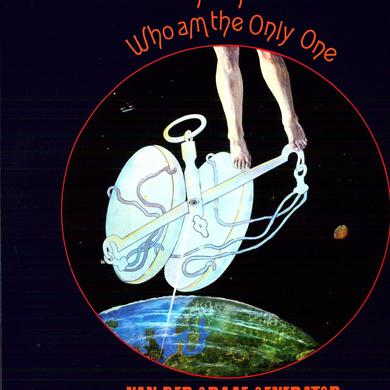 Van Der Graaf Generator H TO HE WHO AM THE ONLY ONE Vinyl Record