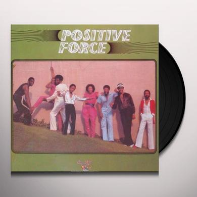 POSITIVE FORCE Vinyl Record
