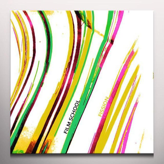 Film School FISSION Vinyl Record - Clear Vinyl, Limited Edition