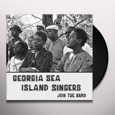 Georgia Sea Island Singers JOIN THE BAND Vinyl Record